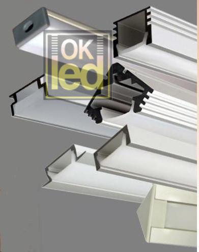 Profili alluminio per strisce